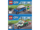 Instruction No: 60081  Name: Pickup Tow Truck
