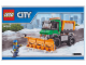 Instruction No: 60083  Name: Snowplow Truck