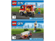 Instruction No: 60111  Name: Fire Utility Truck