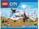 Instruction No: 60116  Name: Ambulance Plane
