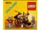 Instruction No: 6012  Name: Siege Cart