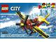 Instruction No: 60144  Name: Race Plane