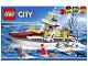 Instruction No: 60147  Name: Fishing Boat