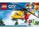 Instruction No: 60179  Name: Ambulance Helicopter