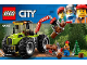 Instruction No: 60181  Name: Forest Tractor