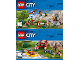 Instruction No: 60202  Name: People Pack - Outdoor Adventures