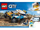 Instruction No: 60218  Name: Desert Rally Racer