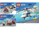 Instruction No: 60243  Name: Police Helicopter Chase