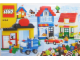 Instruction No: 6053  Name: My First LEGO Town