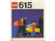 Instruction No: 615  Name: Fork Lift with Driver