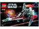 Instruction No: 6205  Name: V-wing Fighter
