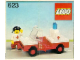Instruction No: 623  Name: Medic's Car