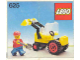 Instruction No: 625  Name: Tractor