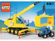 Instruction No: 6352  Name: Cargomaster Crane
