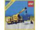 Instruction No: 6361  Name: Mobile Crane
