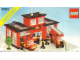 Instruction No: 6382  Name: Fire Station