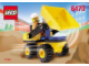 Instruction No: 6470  Name: Mini Dump Truck