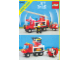 Instruction No: 6480  Name: Hook and Ladder Truck