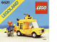 Instruction No: 6521  Name: Emergency Repair Truck