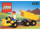 Instruction No: 6532  Name: Diesel Dumper