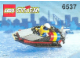 Instruction No: 6537  Name: Hydro Racer