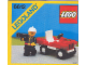 Instruction No: 6612  Name: Fire Chief's Car