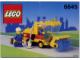 Instruction No: 6645  Name: Street Sweeper