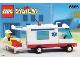 Instruction No: 6666  Name: Ambulance