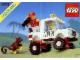 Instruction No: 6672  Name: Safari Off-Road Vehicle (Safari Off Road Vehicle/Safari Truck)