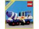 Instruction No: 6682  Name: Cement Mixer