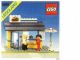 Instruction No: 6683  Name: Burger Stand