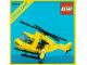 Instruction No: 6697  Name: Rescue-I Helicopter