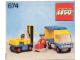 Instruction No: 674  Name: Forklift & Truck