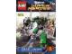 Instruction No: 6862  Name: Superman vs. Power Armor Lex