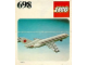 Instruction No: 698  Name: JAL Boeing 727