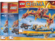Instruction No: 70146  Name: Flying Phoenix Fire Temple