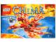 Instruction No: 70221  Name: Flinx's Ultimate Phoenix