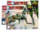 Instruction No: 70612  Name: Green Ninja Mech Dragon
