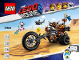 Instruction No: 70834  Name: MetalBeard's Heavy Metal Motor Trike!