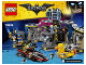Instruction No: 70909  Name: Batcave Break-In