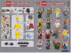 Instruction No: 71000  Name: Minifigure, Series 9 (Complete Random Set of 1 Minifigure)