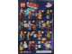 Instruction No: 71004  Name: Minifigure, The LEGO Movie (Complete Random Set of 1 Minifigure)