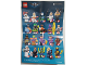Instruction No: 71020  Name: Minifigure, The LEGO Batman Movie, Series 2 (Complete Random Set of 1 Minifigure)