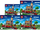 Instruction No: 71044  Name: Disney Train and Station