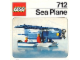 Instruction No: 712  Name: Sea Plane