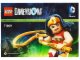 Instruction No: 71209  Name: Fun Pack - DC Comics (Wonder Woman and Invisible Jet)