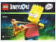 Instruction No: 71211  Name: Fun Pack - The Simpsons (Bart and Gravity Sprinter)