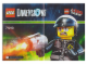 Instruction No: 71213  Name: Fun Pack - The LEGO Movie (Bad Cop and Police Car)