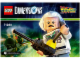 Instruction No: 71230  Name: Fun Pack - Back to the Future (Doc Brown and Traveling Time Train)