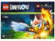 Instruction No: 71232  Name: Fun Pack - Legends of Chima (Eris and Eagle Interceptor)